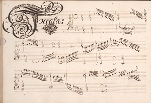 A Toccata Frohberger