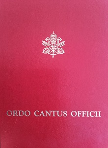 Ordo Cantus Officie 2